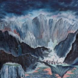 Imago-Dei-Drosme-būt-Rainer-Kurm-Vakara-debesis